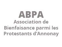 ABPA Association de Bienfaisance parmi les Protestants d'Annonay