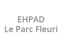 EHPAD Le Parc Fleuri