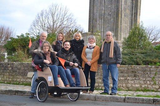 A Saint-Pierre-d'Oléron, une solution écologique et solidaire pour lutter contre l'isolement