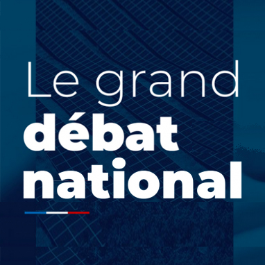 MONALISA contribue au grand débat national