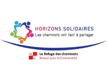 HORIZONS SOLIDAIRES / REFUGE DES CHEMINOTS