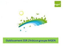 Etablissement SSR L'Arbizon (groupe MGEN)