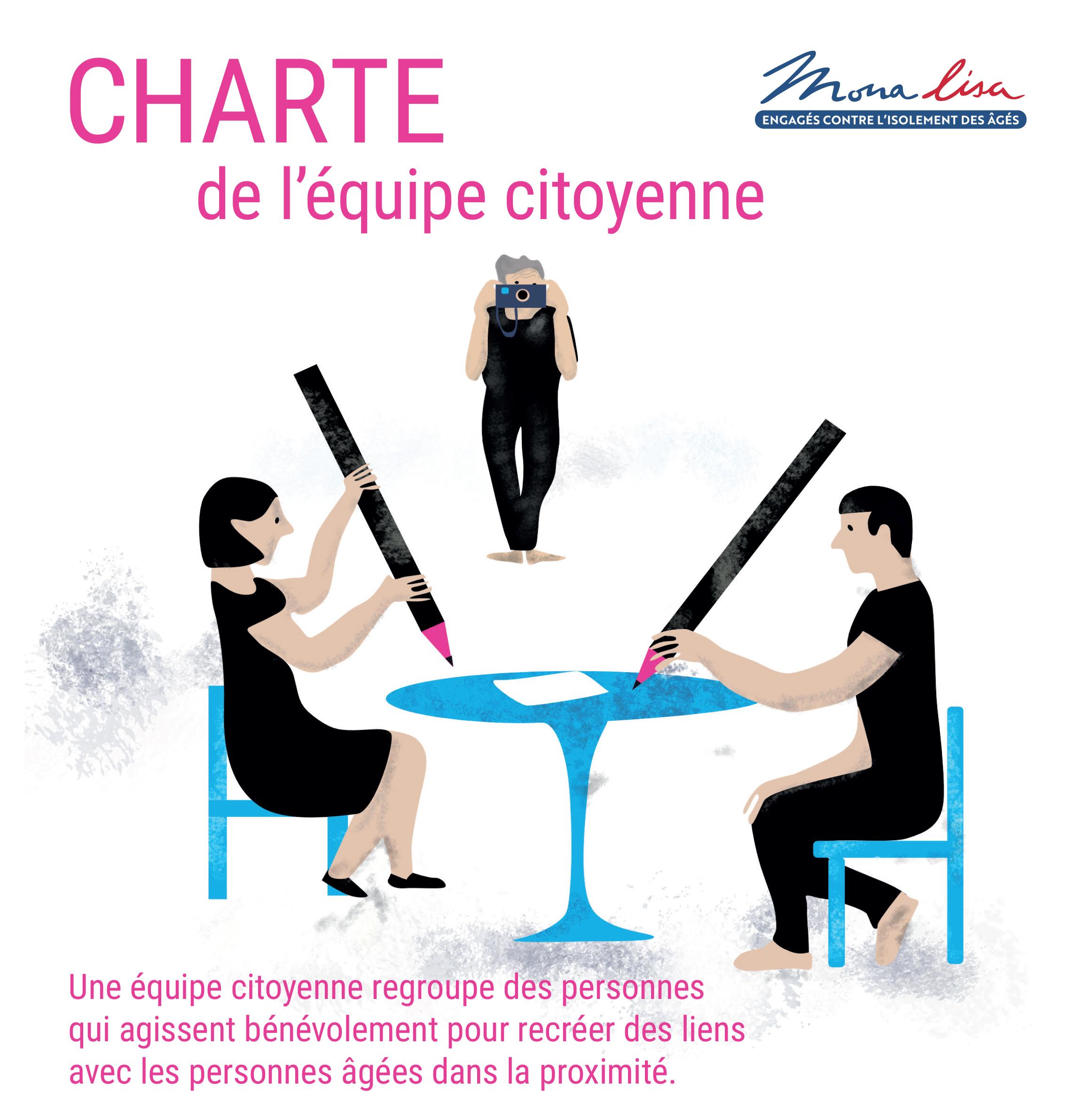 Nouvelle Charte de l'Equipe citoyenne
